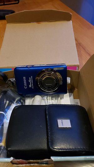 Canon powerShot Elph 100HS for Sale in Palm Desert, CA
