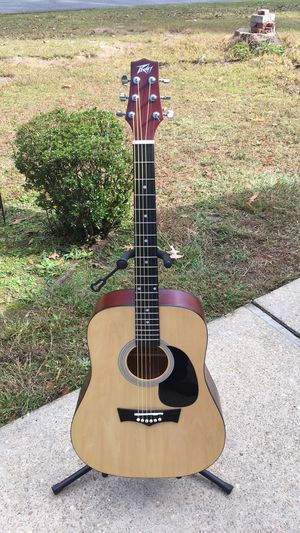 Peavey acoustic guitar for Sale in Chesapeake, VA