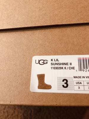Ugg boots kids girls for Sale in Norco, CA