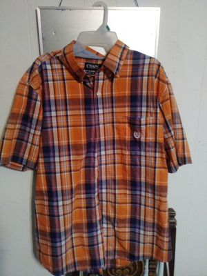Chaps mens shirt for Sale in Brookston, TX