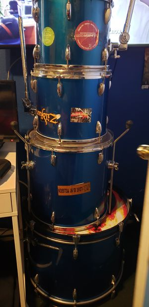 Ludwig accent drums set (no snare) for Sale in Los Angeles, CA