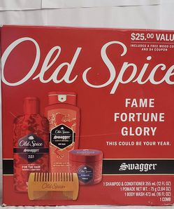 Men Old Spice Swagger Gift Set for Sale in Rosemead,  CA