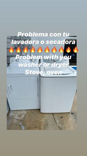 Hairer lavadora y secadora washer and dryer for Sale in Miami, FL