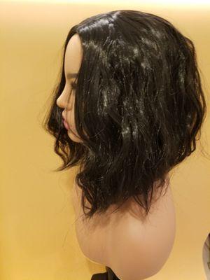 Short Black Wavy Wig for Sale in Hudson, FL