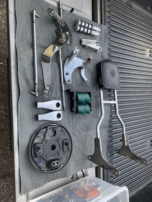 Harley Parts, Craftsman Motorcycle Jack etc for Sale in Hillsboro, OR