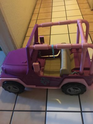Our Generation Doll Car for Sale in Hayward, CA