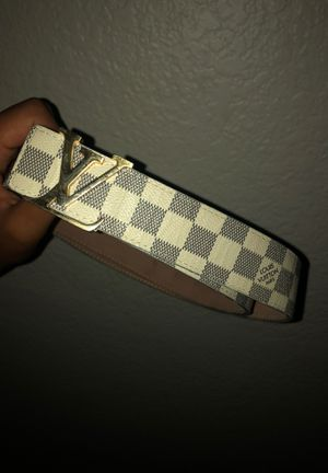 louis vuitton belt for Sale in Georgetown, TX
