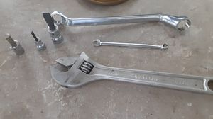 Snap on and proto crescent wrench for Sale in Glendale, AZ