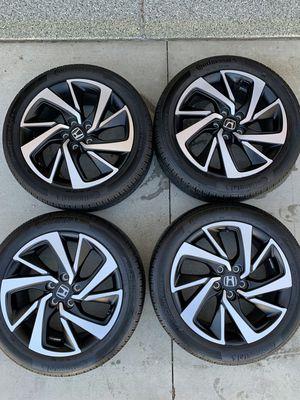 Honda civic accord wheels for Sale in Fontana, CA