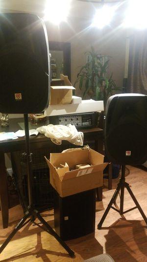 DJ equipment new for Sale in Escalon, CA