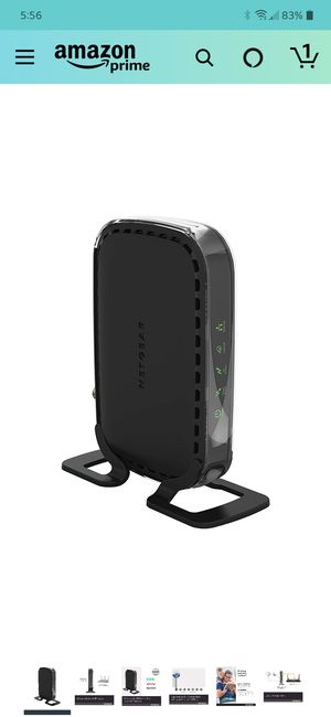 Netgear Modem for Sale in San Diego, CA