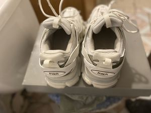 Balenciaga tracks whites for Sale in Fort Washington, MD