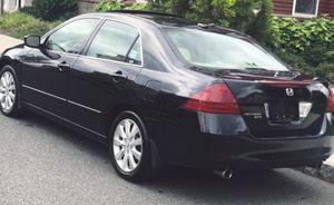 Like New 2007 Honda Accord EX-L for Sale in Buffalo, NY