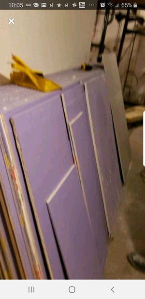 Sheet Rock - Purple Board for Sale in Northbridge, MA