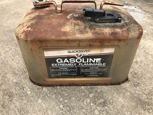 Boat gas tank. Mercury/mariner for Sale in Fulton, MS