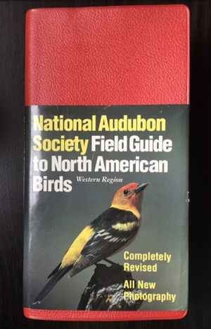Field Guide To North American Birds ~ Western Region for Sale in Fresno, CA