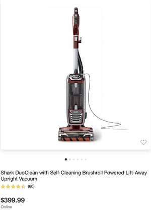 NEW Shark Vacuum for Sale in Lewisville, TX