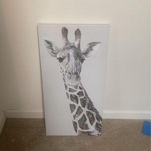 Giraffe 🦒 Photo On Canvas for Sale in Martinez, CA