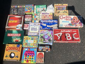 Lot of kid games for Sale in Vancouver, WA