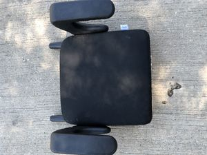 Two Clek ozzi child's booster car seats $30 for Sale in Saginaw, TX