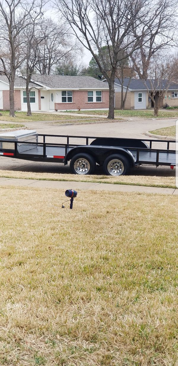 16' Traler with Brakes