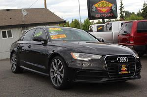 2012 Audi A6 for Sale in Edmonds, WA