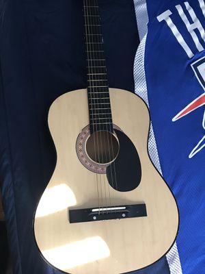 Half size acoustic guitar for Sale in Cranston, RI