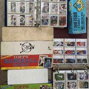 A Ton Of Baseball Cards Ken Griffey Jr Nolan Ryan for Sale in Seattle, WA
