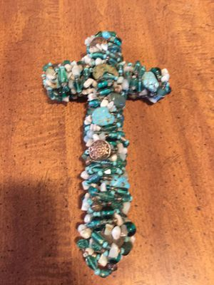 Beaded cross for Sale in Dairy, OR