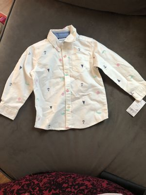 Carter's Nautical Shirt for Sale in Victoria, TX