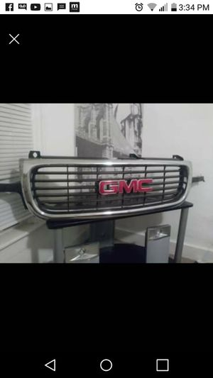 Gmc front grill for truck for Sale in Pekin, IL