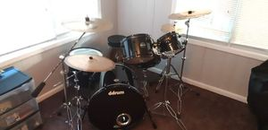 Full ddrum set for sale for Sale in TWN N CNTRY, FL