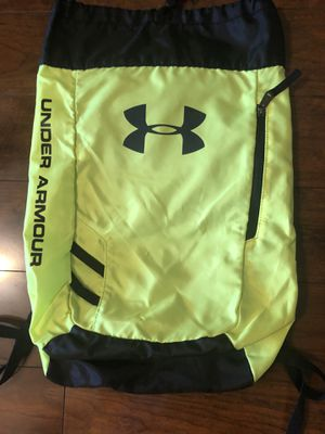Under Armour Backpack for Sale in Minooka, IL