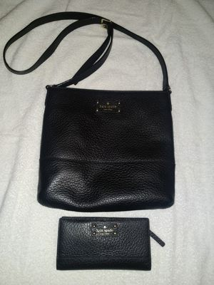 Kate Spade Crossbody and Wallet for Sale in Green Mountain, NC