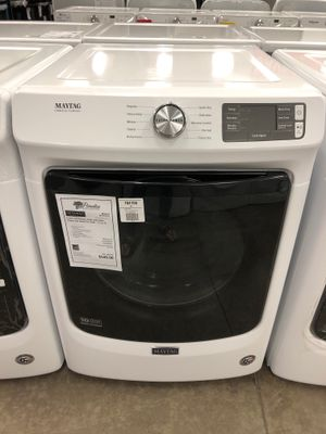 TAKE HOME FOR $40 DOWN! Maytag Electric Dryer White Large Capacity #2711 for Sale in Chandler, AZ