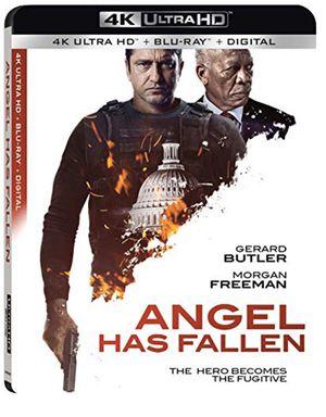 Angel Has Fallen - Digital Copy Code - VUDU 4K Movie for Sale in Jurupa Valley, CA
