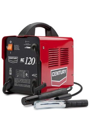 Century AC-120 Stick Welder, 50-90 amp Output, 120V Input for Sale in Queens, NY