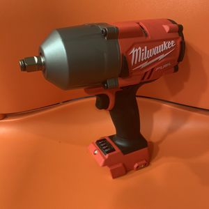"Milwaukee 1/2"" High Torque Impact Wrench 1400ft-lb $220 Price Is Firm for Sale in Bellevue, WA"