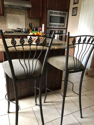 2 Bar stools for Sale in Cary, NC