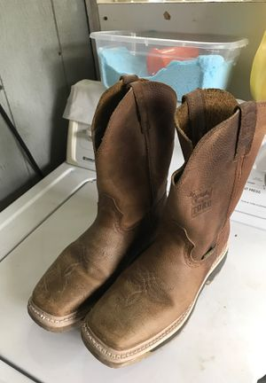 Work boots for Sale in Grand Prairie, TX