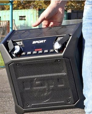 Just I have a deal tomorrow $75brand new Bluetooth speaker ION Audio sport Compact Water-Resistan for Sale in Nashville, TN