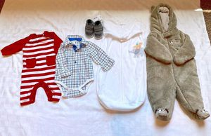 0-3 Months Baby Boy Clothes for Sale in Highland, UT