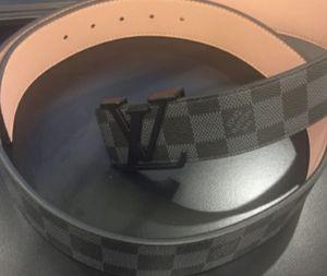 Louis Vuitton belt (Best offer) for Sale in Greenbelt, MD