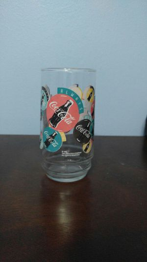 Collectible Coca Cola Glass for Sale in Austin, TX
