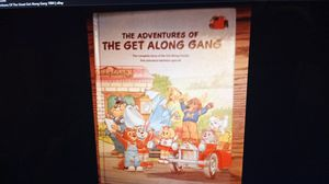 The Adventures of the great get along gang book 1984 for Sale in Oshkosh, WI