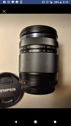 Olympus lens for Sale in Abilene, TX