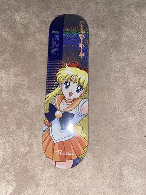 Primitive x Sailor Moon Sailor Venus skateboard deck for Sale in Chandler, AZ
