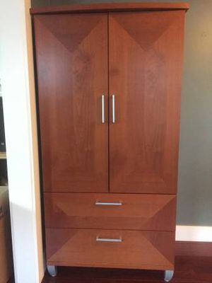 Large Italian Armoire/TV Cabinet for Sale in Portland, OR