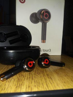 """Beats"" Wireless tour3 earbuds for Sale in ROXBURY CROSSING, MA"