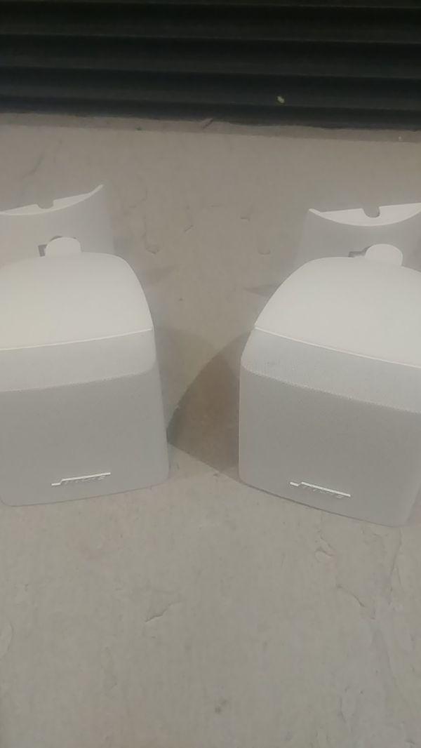 Bose Cube Speakers used